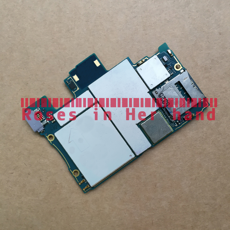 Полный рабочий Оригинал открыл для Sony Xperia Z C6603 c6606 so-02e LTE Материнские платы логика материнской платы lovain пластины