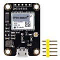NEO-6M GPS Receiver Module Serial GPS Module with Ceramic Antenna / EEPROM  for Arduino / APM2.5 Flight Control