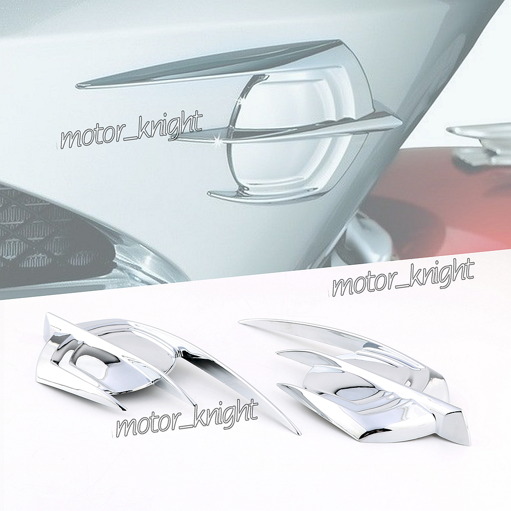 2018 NEW 7363 Falcon Fairing Emblem Cover/Peel-and-stick For Honda GL1800 Gold Wing 2012 2013 2014 2015 2016 2017