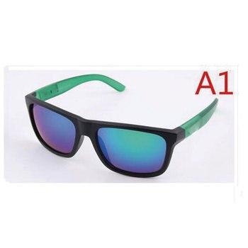 a47b056646 De Lujo Arnett gafas de sol hombres del 2019 para las mujeres revestimiento  reflectante gafas de sol cuadradas UV400 conducción deportes gafas de marca  de ...
