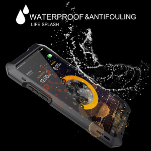 Image 2 - Metal Waterproof Case for iPhone X XS XR XSMAX 5 5S SE 6 6S 7 8 Plus Shockproof Alloy Bumper with Macro Wide angle Fisheye Lens