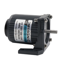 220V AC motor, 15W speed motor, 1400-2800RPM high speed miniature single-phase CW/CCW small motor,With AC speed regulator linix motor ac motor yn90 90 90jb120g15 constant speed 3 lines