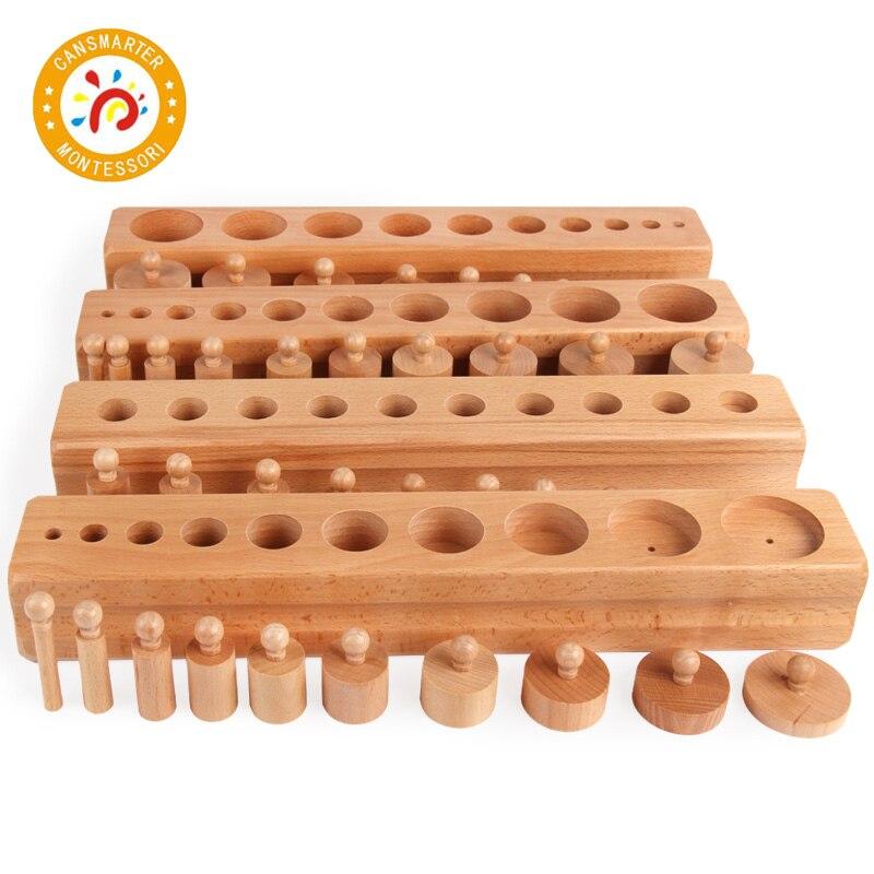 Bébé jouet Montessori matériel mathématiques aides pédagogiques langue combinaison sensorielle éducation précoce Configuration de la salle de classe - 3