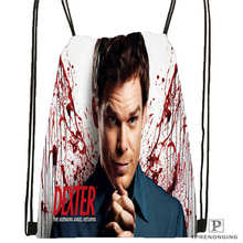 Custom dexter season 5 Drawstring Backpack Bag Cute Daypack Kids Satchel Black Back 31x40cm 2018611 2