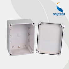 150*200*100mm  Plastic Screw Design   Waterproof  Cable Box / ABS Electric Enclousure IP66   DS-AG-1520