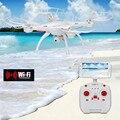 Alta Quqlity LiDiRC L15W 4CH HD Wi-fi Câmera FPV 2.4G Altitude Hold 6-axis Gyro RC Quadcopter Brinquedos de Presente Por Atacado Livre grátis