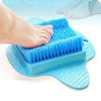 Genkent Foot Massager Therapy Pain Relief Acupuncture Feet Relax Bristle Brush Health Feet Care Tool Products