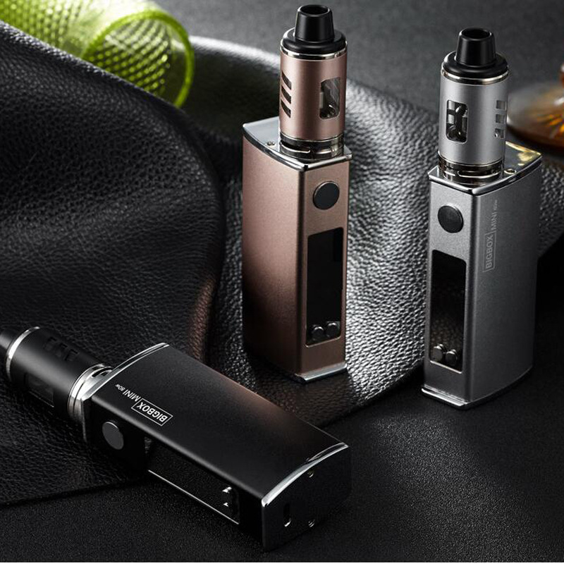 , Upgrade Electronic Cigarette 40W-80W  Adjustable vape mod box kit 2200mah 0.5ohm battery 2.8ml tank e-cigarette atomizer vapor