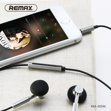 Remax Metal In-Ear Earphones