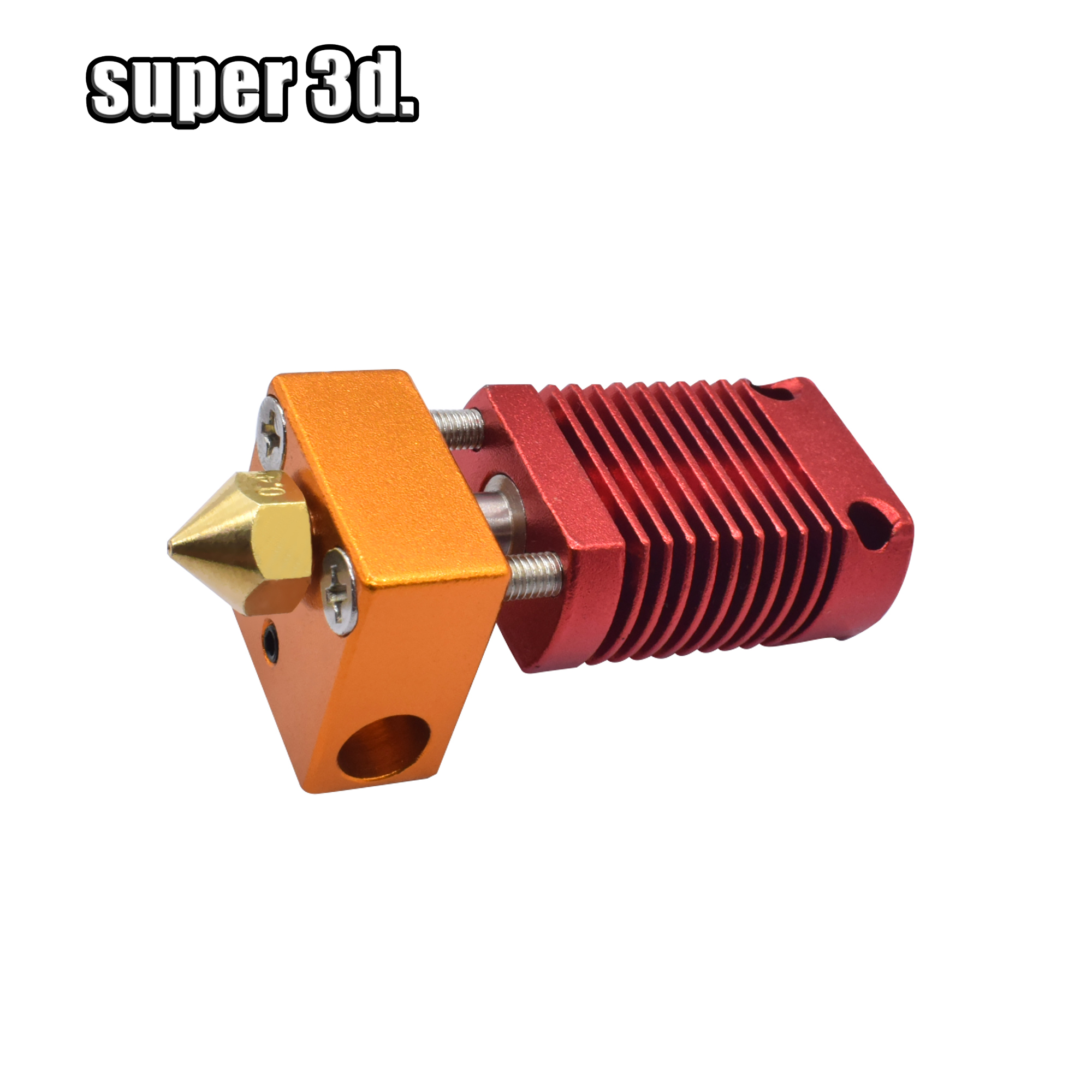 3D Full Metal J-head CR10 Hotend Extruder Hot End Kit for Creality Ender-3/5 Pro CR10/10s Bowden Extruder 5