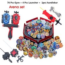 All Tops Set Launchers Beyblade Gt God Bey Blade Blades Burst High Performance Battling Top Toys for Kids Bables Bayblade Arena(China)