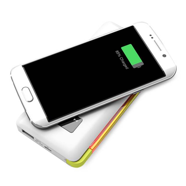 PINENG QC3 0 10000mAh Power Bank Qi Wireless Charger with