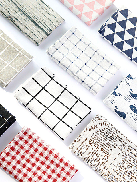 New 19 styles INS Photography Background Cloth Placemat Tablecloth DIY Decoration for Fine Food Photography Props Fotografia