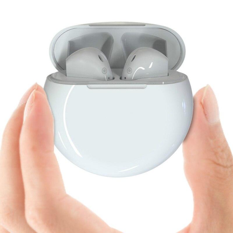 I51 TWS Bluetooth Oortelefoon Draadloze 5.0 Stereo Headset Oordopjes Met Opladen Doos Touch control voor alle smart phone-in Bluetooth Oordopjes & Koptelefoon van Consumentenelektronica op  Groep 3