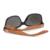 O new cara grande óculos de sol pretos dos homens óculos de sol condução espelho óculos de madeira do vintage perna, óculos de sol de alta qualidade