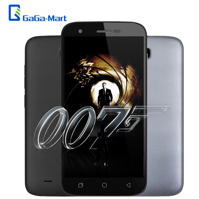 "Ulefone U007 3G WCDMA Smartphone Android 6.0 MTK6580A Quad Core 1GB+8GB 5MP 13MP Air Gestures Off-screen Gestures 5.0"" HD Phone"