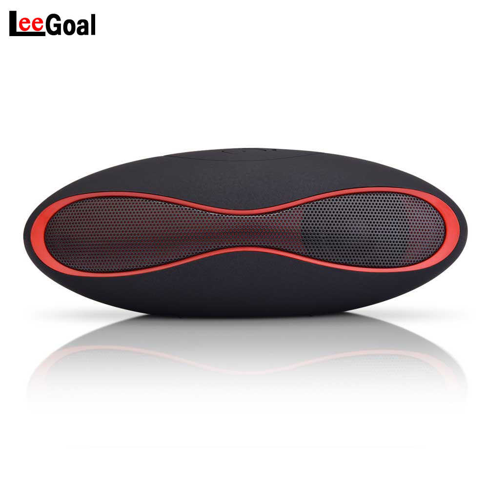 Mini Rugby Bluetooth głośniki bezprzewodowe głośniki przenośny subwoofer sportowe na świeżym powietrzu odtwarzacz muzyczny głośnik wsparcie TF/FM/USB do telefonu