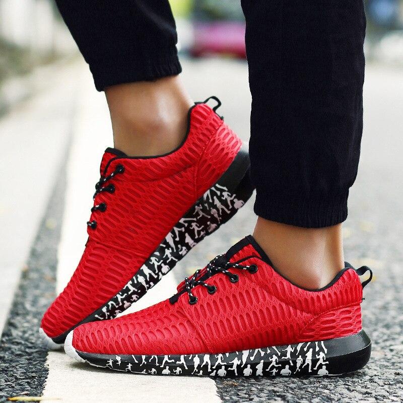 Men Shoes 2017 Fashion Men Casual Shoes Comfortable Breathable up Flats Tenis Presto Male Footwear Men Zapatillas Hombre