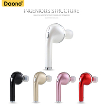 Mini Wireless Headphones V4.1 Bluetooth Earphone Stealth Sports Headset Earpiece With Mic For iPhone Samsung Xiaomi
