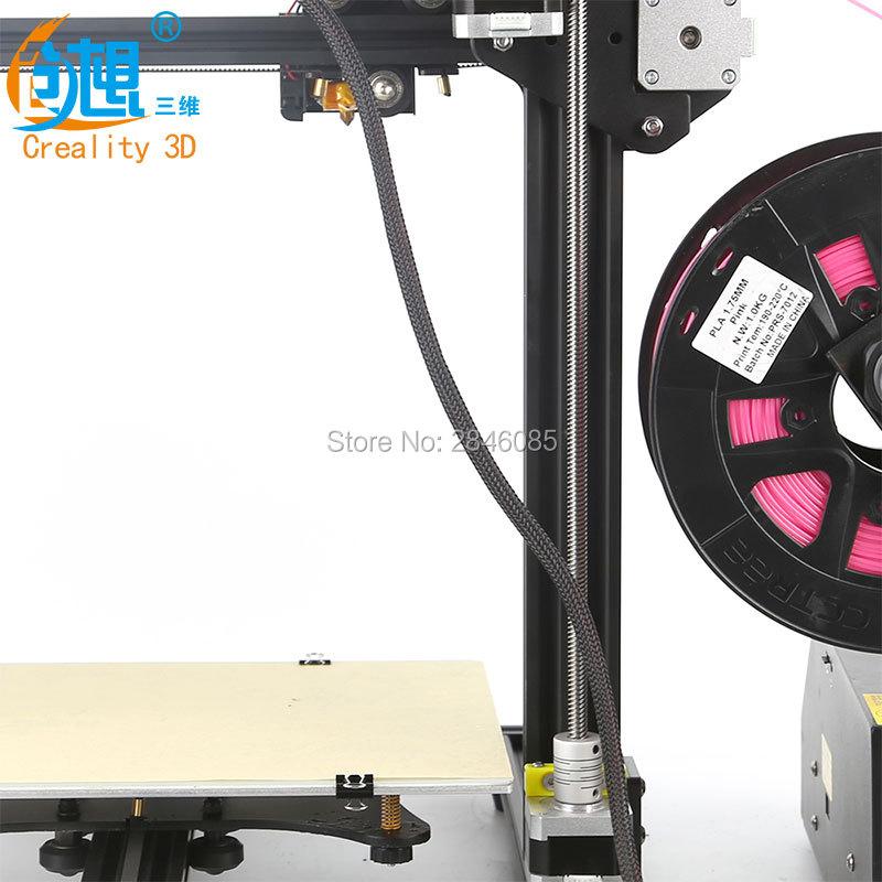 Pièces d'imprimante 3D de créalité d'approvisionnement d'usine CR-10 vis de tête de tige d'axe de Z pour l'imprimante 3D de la CR-10 3D de la créalité 300mm/400mm