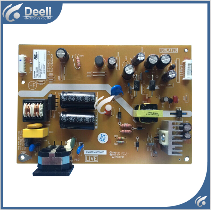 100% new Original for LED LE1902X power supply board PWB-1431 10 pin output  TAC-3520XXXX good working 323496604e
