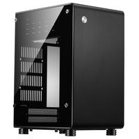 jonsbo U1 PLUS Computer case(Support ITX motherboard/all aluminum cabinet//SFX power supply/195MM long MINI graphics card)