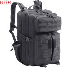Waterproof 45L Tactical Camouflage sprots backpack men travel outdoor Military male Mountaineering Hiking Climbing Camping bags