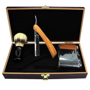 Professional Barber Shaving Straight Razor Rasoir De Barbier High Quality Stainless Steel Women Razor Male Body Face Underarm 5