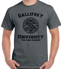 Gallifrey University - Mens Funny T-Shirt The Doctor SCI-FI Who New T Shirts Tops Tee Unisex
