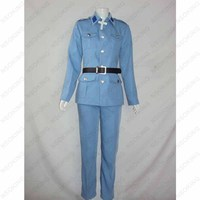 APH Axis Power Hetalia Finland uniform Cosplay costume Custom Made