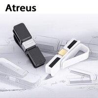 Atreus Auto Sonnenblende Clip Halter Sunglass Gläser Innen Zubehör für Suzuki Swift Grand Vitara SX4 Vitara Ford Focus 2 3