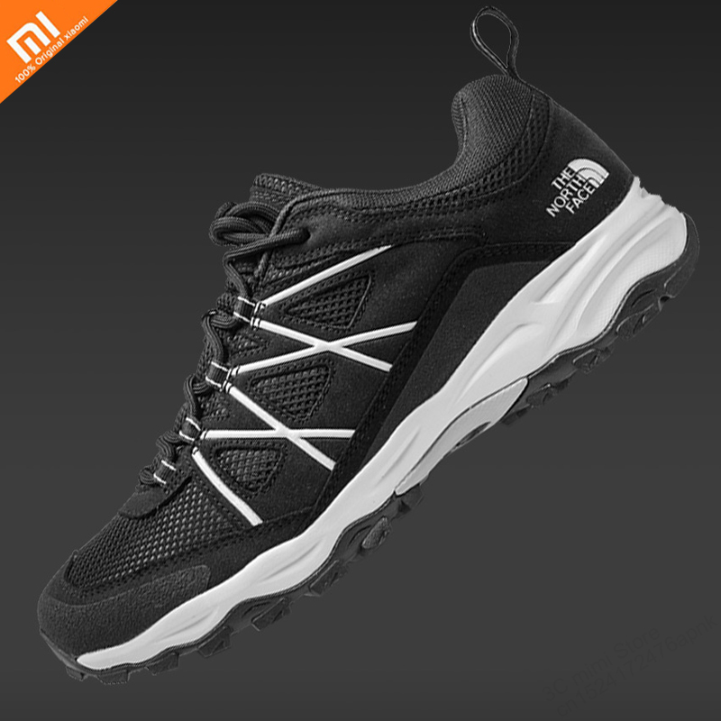 Original xiaomi mijia high quality Forest waterproof bottom outdoor running shoes wet non slip sports shoes
