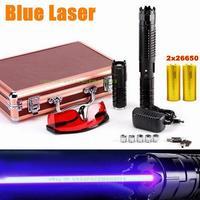 Сильная горящая лазерная указка для продажи 450нм Синяя лазерная указка резка лазерная указка деревянная горящая сигарета с колпачками коро