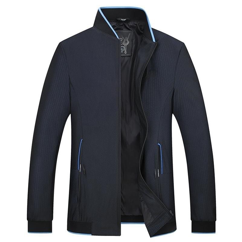 Large Size Clothing 5XL 8XL 7XL 6XL Autumn Dress Suit Jacket Fashion Coats Male Windbreaker Casual Oversize Jacket Men's Classic