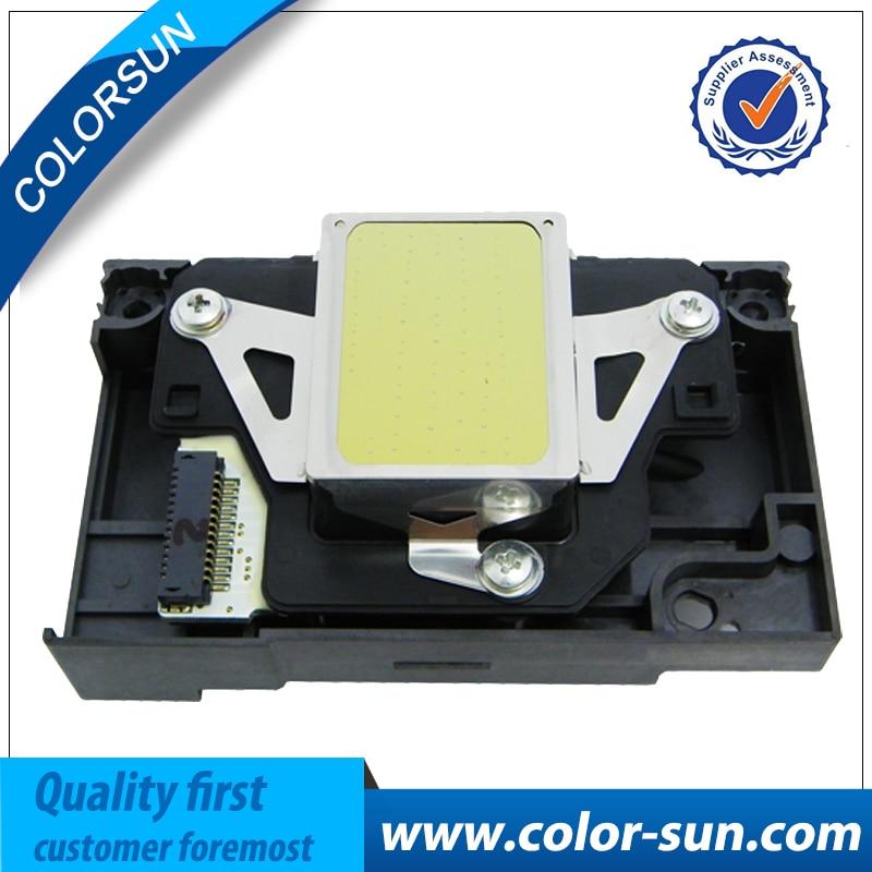 Nuevo y original F180000 cabeza de impresión para Epson T50 A50 T60 R290 R280 RX610 RX690 L800 cabeza de impresión para Epson t50 L800 cabezal