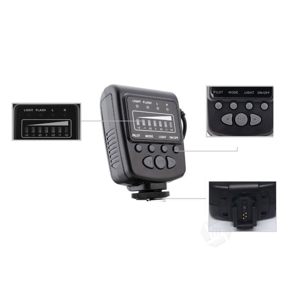 Meike MK-FC100 5500K LED makro obroček bliskavica za Sony A100 A200 - Kamera in foto - Fotografija 5