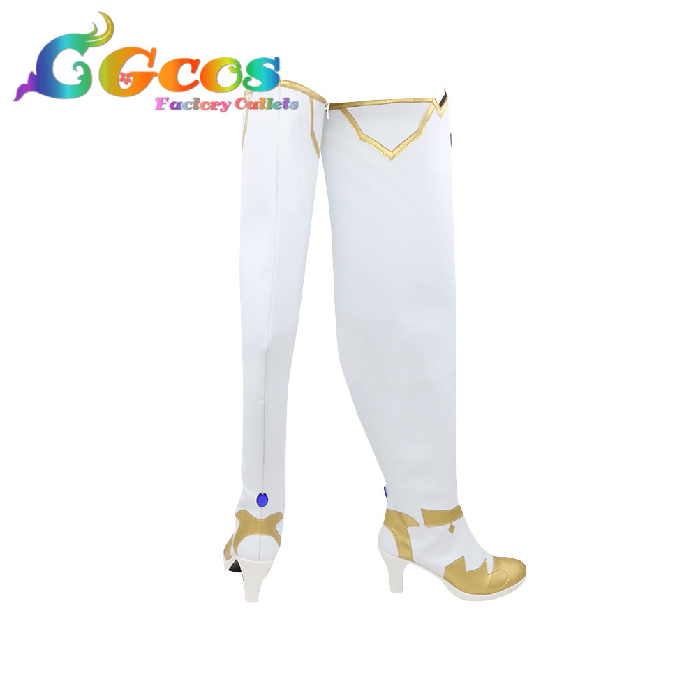 Free Shipping Cos Cosplay Shoes  ELSWORD Rena  Boots Halloween Christmas Anime Game
