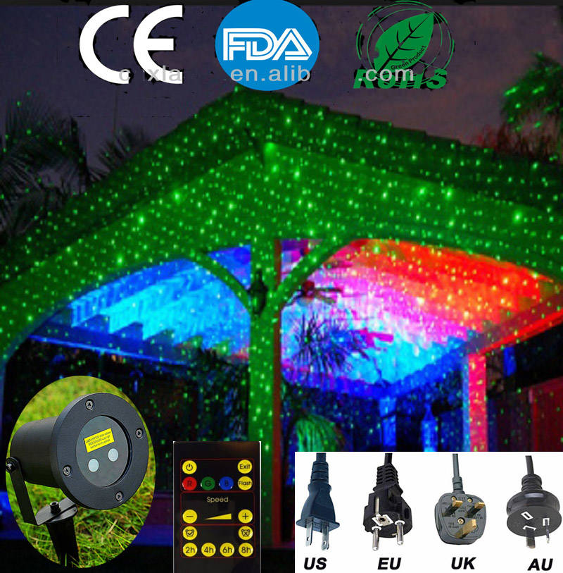 Aliexpress.com : Buy RGB static Outdoor Garden Decoration ...