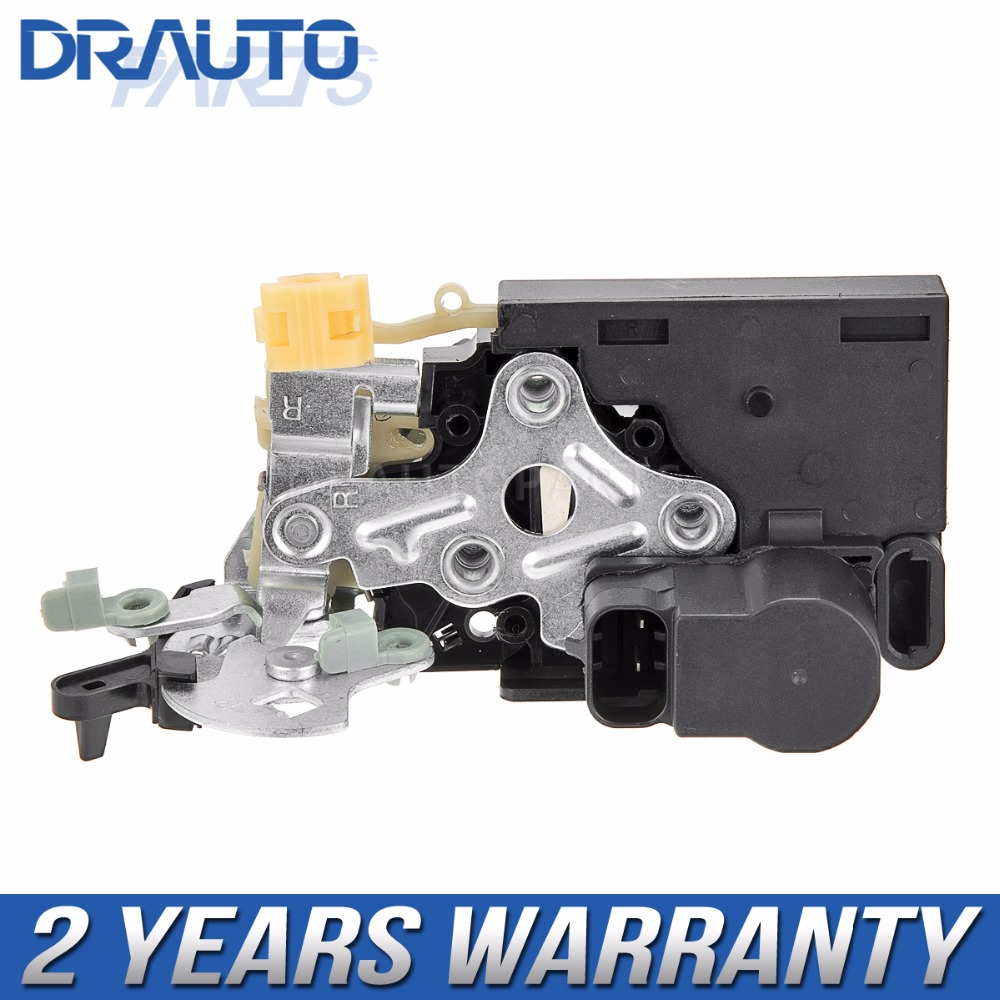 Rear Right Passenger Door Latch Lock Actuator For Buick Excelle Chevrolet Aveo Pontiac G3 96260996 9046585 90766593|Locks & Hardware| |  - title=