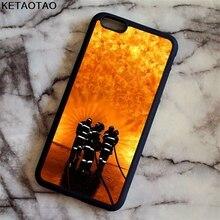 KETAOTAO EMT Vigile del Fire Rescue Phone Cases for iPhone 4S 5S 6 6S 7 8