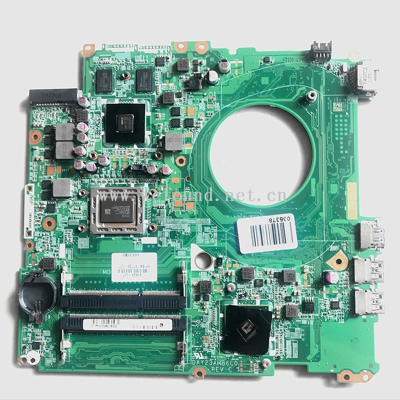 Laptop Motherboard For 763428-001 763428-501 763428-601 17Z-F A10-5745M DAY23AMB6F0 System Mainboard Fully Tested