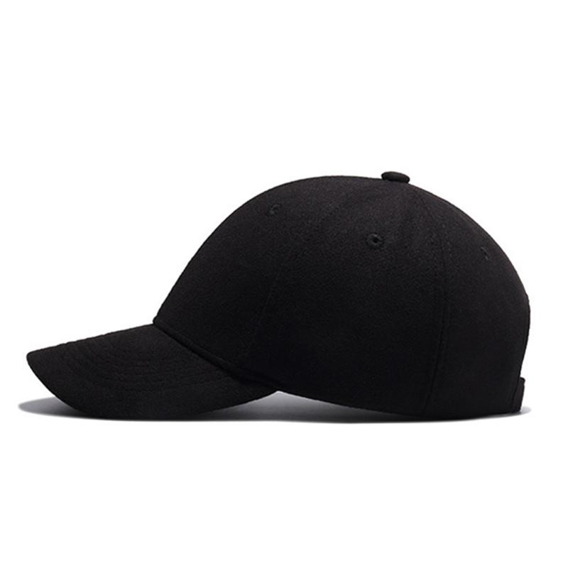 black trucker hat 4