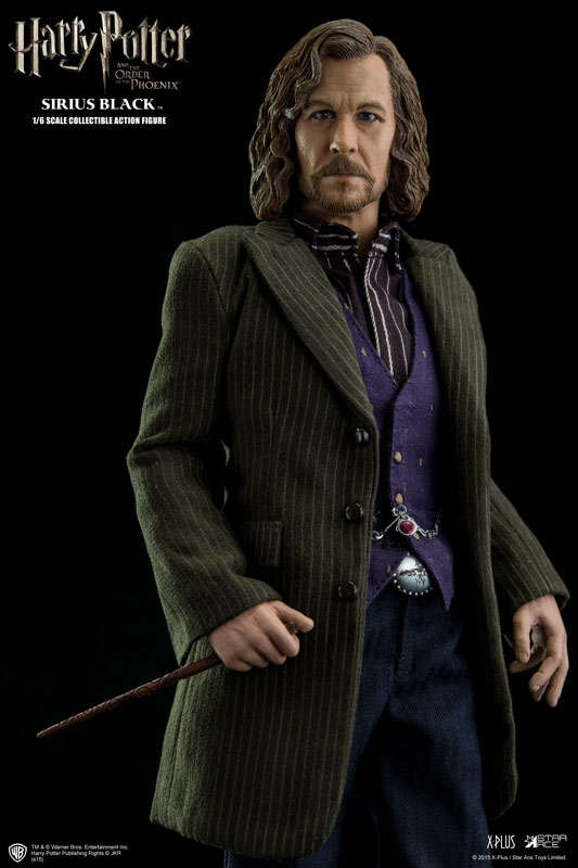 1/6 scale figure doll SIRIUS BLACK Harry Potter Black 12 Action figure doll Collectible Figure Plastic Model Toys star ace toys sa0001 the 1 6 scale young harry potter and the sorcerer s stone collectible action figure dolls gift collections