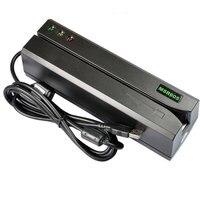 MSR605 USB Card Reader Write Comp MSR 606 MSR206 MINI123 Mini300 Mini400 Bluetooth Mini