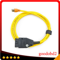 New Arrival Data Cable For BMW ENET Ethernet To OBD Interface Cable E SYS ICOM Coding