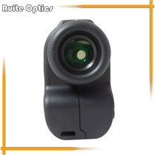 Best price 500m Optics Monocular Golf Laser Range Finder Telescope Laser Distance Meter with Flag Model Pin Seeking