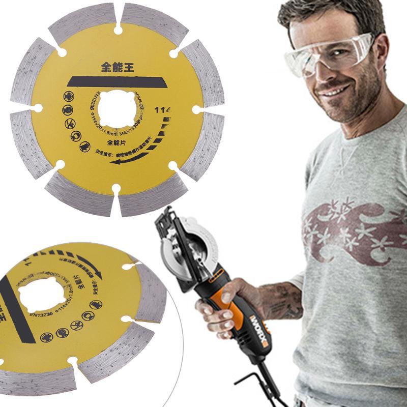 1pc 115mm Diamond Cutting Disc 4.5