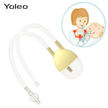 Care-Accessories Nasal-Aspirator Nose-Cleaner Vacuum-Suction Newborn-Baby Infantil Safety