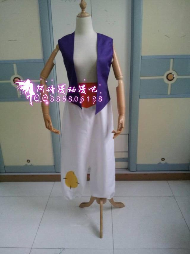 Movie Cosplay Costume prince Professional Aladdin Jasmine costume for Party Aladdin Theme Princess For men Kids