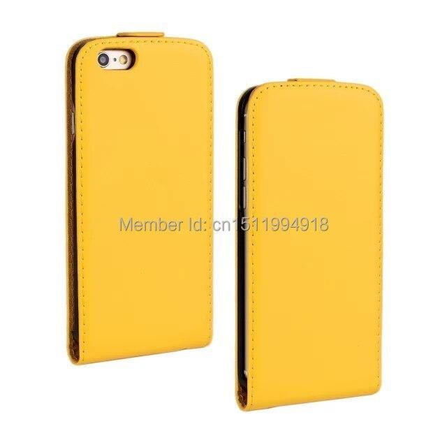 Lyxigt äkta läder Flip mobiltelefon fodral fodral och fodral för - Reservdelar och tillbehör för mobiltelefoner - Foto 6